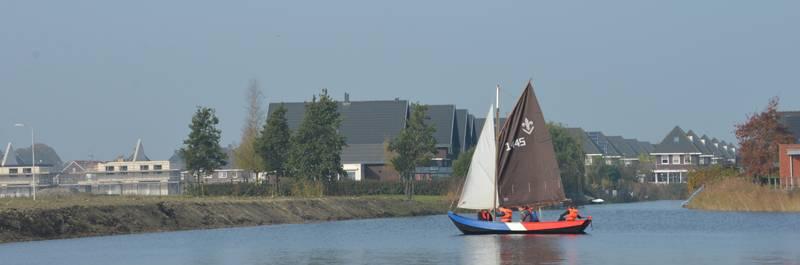 Opening Sluis-Lindewijk